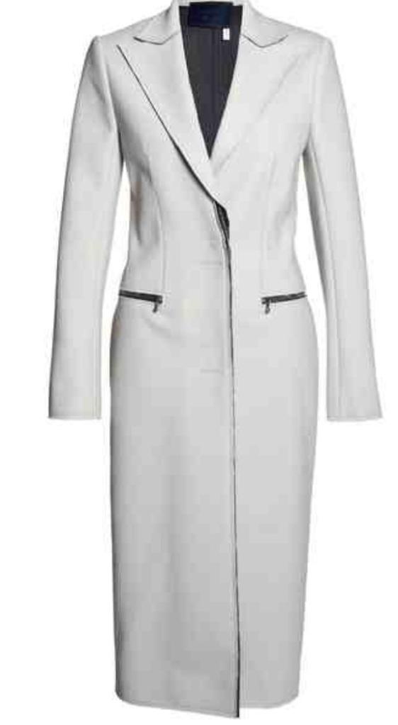 Lanvin Women's Long Tailored Coat