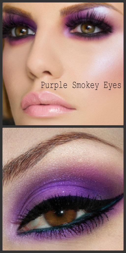 Purple Eyeshadow Trends