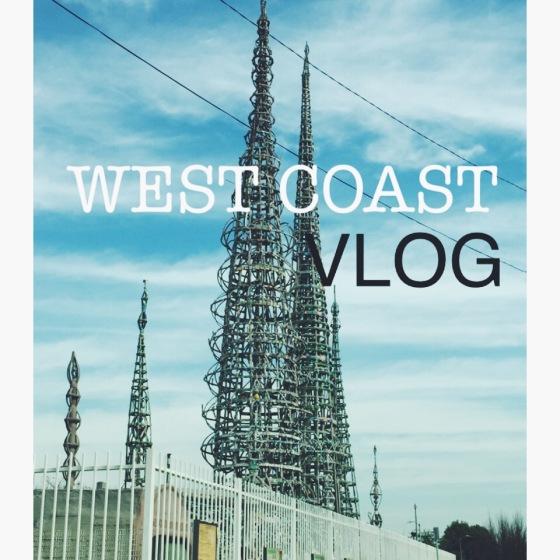 Nisha McGee West Coast Vlog
